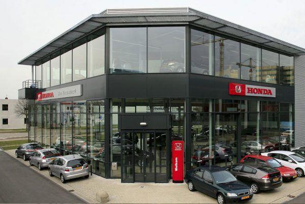 Amsterdam Honda van Nieuwkerk