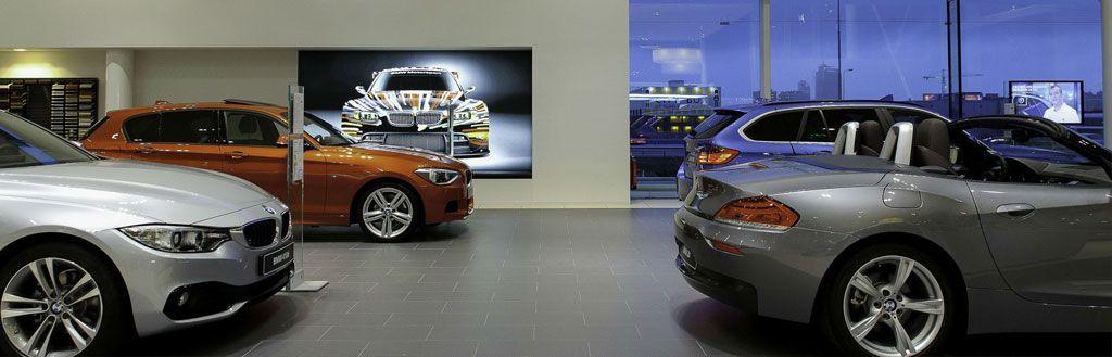BMW-MINI Amsterdam