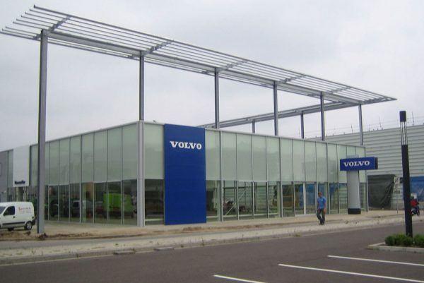 Enschede Volvo Furness Car