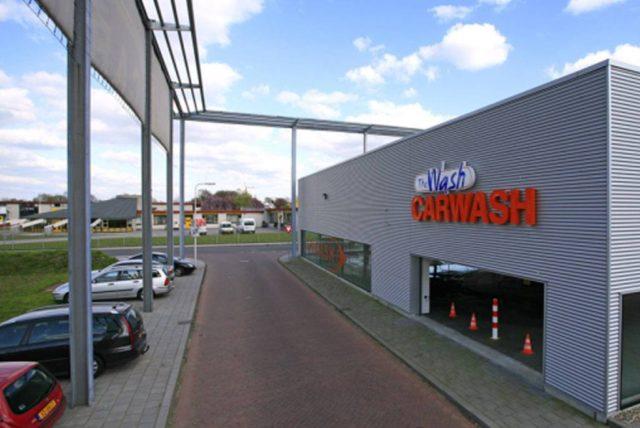 Enschede The Wash