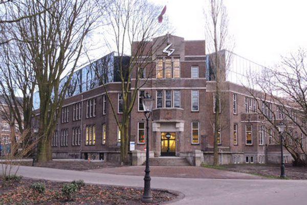 Amsterdam Mauritskade Hotel