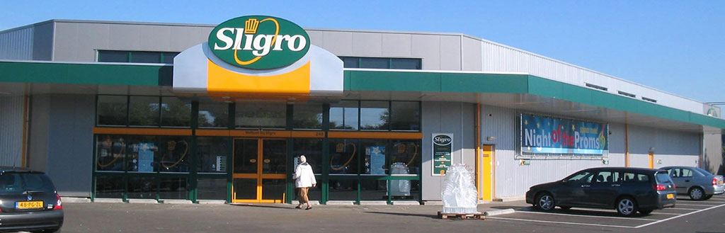 Enschede Sligro en Office Center