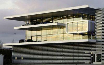 Opgeleverd: BMW-MINI Amsterdam