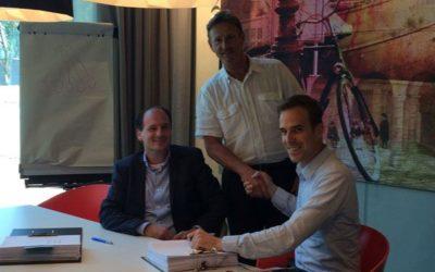 """Pleijsier Bouw tekent contract """"The Pavilion"""" in Amsterdam"""