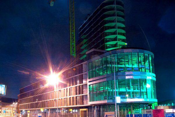 Utrecht In Het Noorderlicht