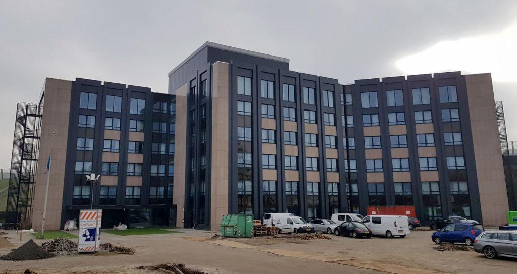 bouw-badhoevedorp-schipholhotel-januari2018