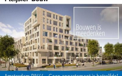 'Juist onze flexibiliteit  biedt de bewoners alle vrijheid' – Amsterdam RIV//