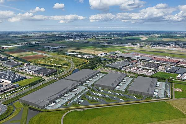 Schiphol Green Mountains Logistics Park