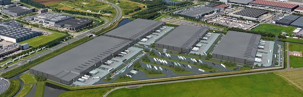 Schiphol Green Mountains Logistics Park