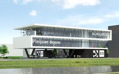 Bouwupdate van ons nieuwe kantoor aan de Arkerpoort in Nijkerk