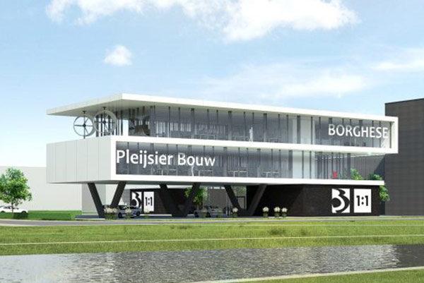 Bouwupdate van ons nieuwe kantoor aan de Arkerpoort in Nijkerk ...
