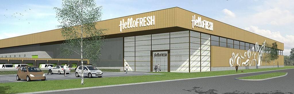 Bleiswijk HelloFresh