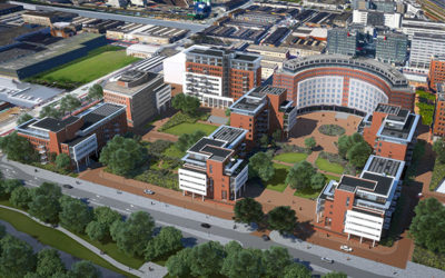 Transformatieopgave KPN Den Haag  (artikel Stedenbouw)