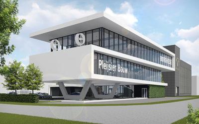 Vakblad industrie bouw publiceert artikel over het nieuwe kantoor in Nijkerk