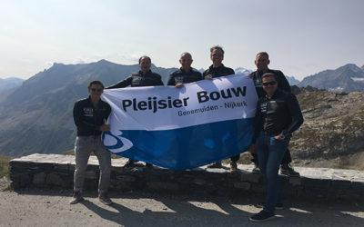 Samen klimmen naar de Top van de Mont Ventoux voor KWF Kankerbestrijding