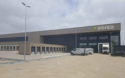 Stedenbouw artikel over HelloFresh in Bleiswijk