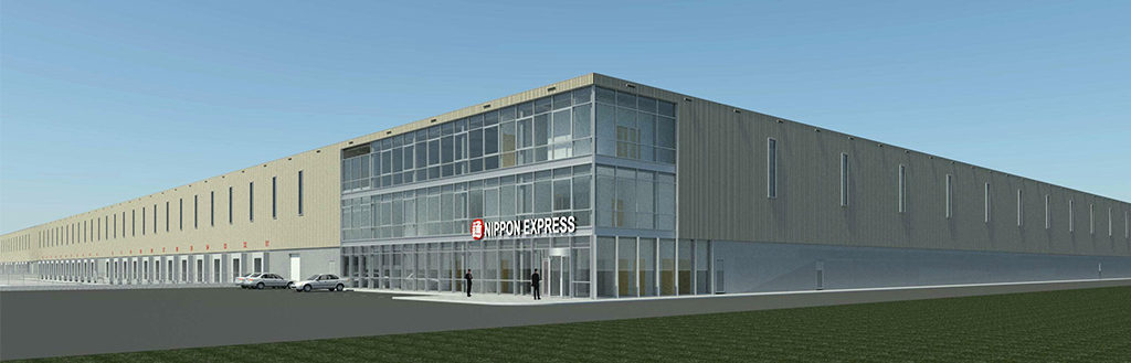 Rotterdam Uitbreiding Nippon Express