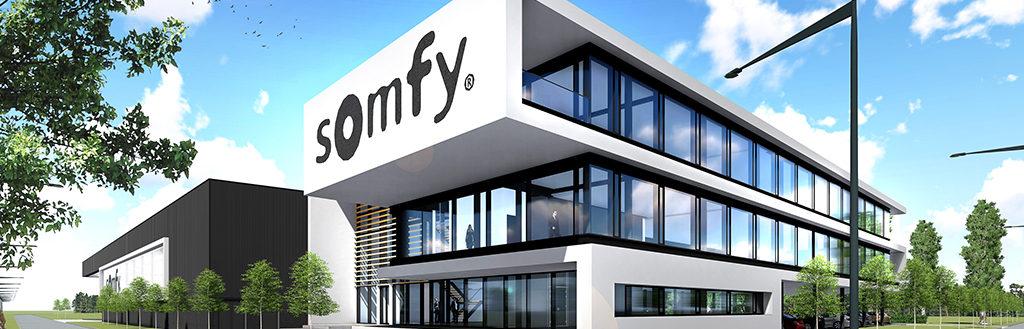 Hoofddorp  Somfy