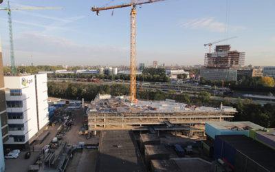 Precisiewerk voor nieuw Van der Valk hotel