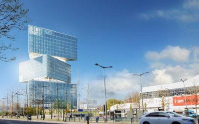 Artikel over nhow Amsterdam RAI Hotel in Stedenbouw