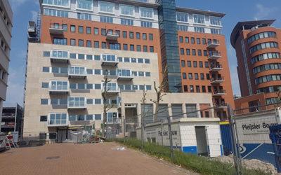 Transformatie van kantorencomplex  zet de toon voor  de transformatie van een hele stadswijk