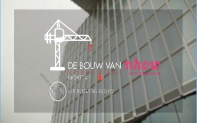 UPDATE BOUW NHOW AMSTERDAM RAI