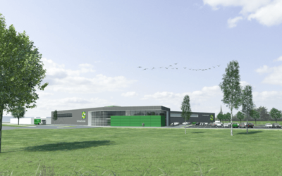 Pleijsier Bouw levert multifunctioneel gebouw voor Technische Unie Utrecht op