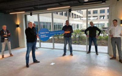 Pleijsier Bouw levert Student Experience International Minervahaven op