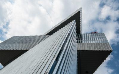 BREEAM-NL Excellent oplevercertificaat voor nhow Amsterdam RAI Hotel