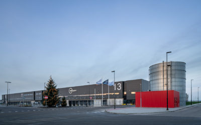 Pleijsier Bouw levert fase 2 en 3 van Green Mountains Logistics Park op aan Borghese Logistics en VCK Group