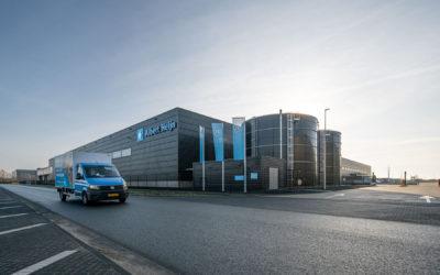 Pleijsier Bouw levert e-commerce distributiecentrum Albert Heijn te Bleiswijk op