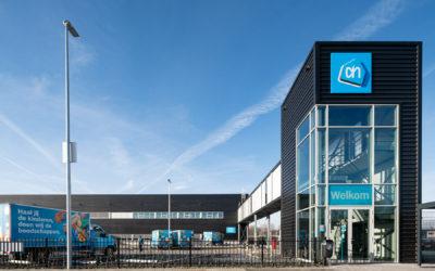 BREEAM-NL oplevercertificaat voor Home Shop Center Albert Heijn Bleiswijk