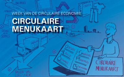 Pleijsier Bouw heeft voor opdrachtgevers circulaire menukaart