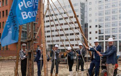 Pleijsier Bouw start bouw 'Elara' op het Maanplein Den Haag