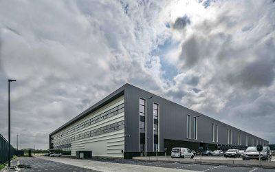 Pleijsier Bouw levert distributiecentrum in Dordrecht op aan Borghese Logistics en ELCEE